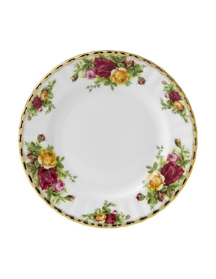 Old Country Roses Plate 20cm image 1