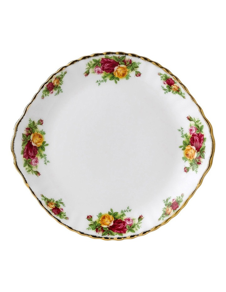 Old Country Roses Plate 16cm image 1
