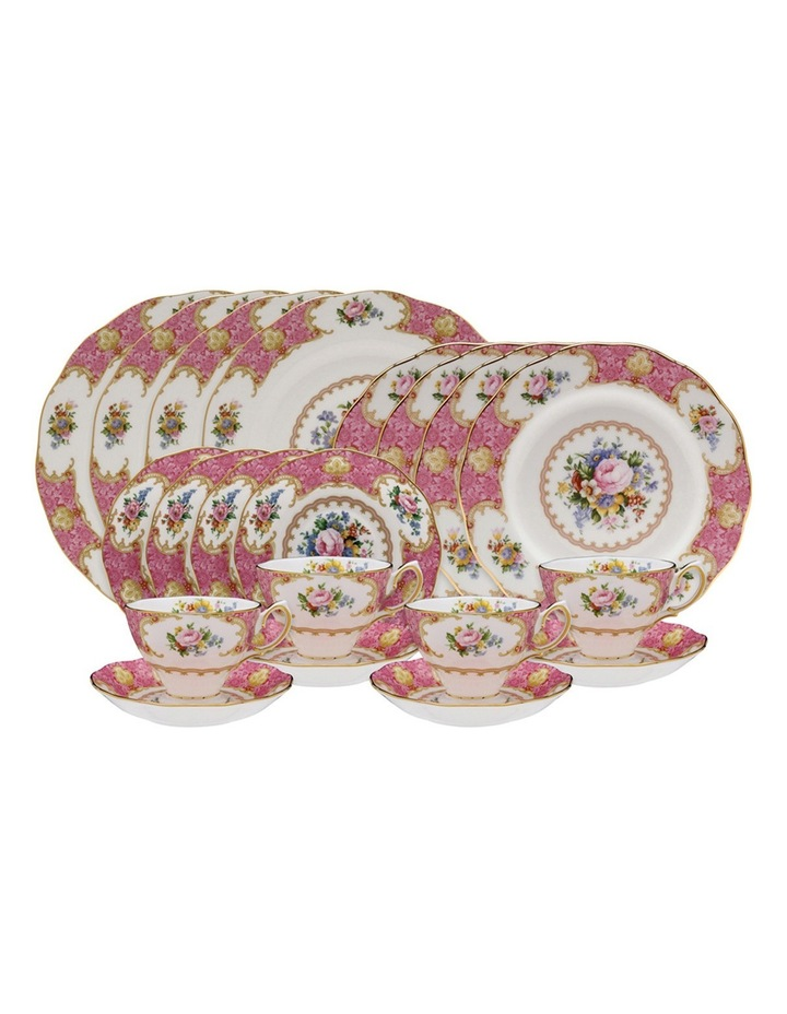 Lady Carlyle 11 Piece Teaset image 1