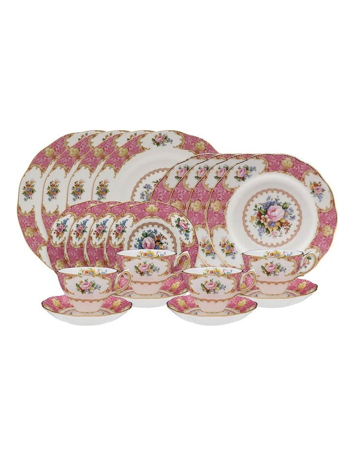 Lady Carlyle 20 Piece Dinner Set image 2