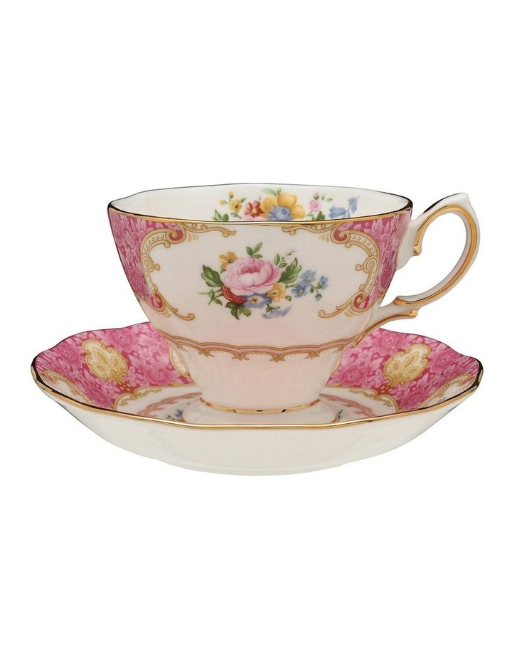 Lady Carlyle Teacup & Saucer image 1