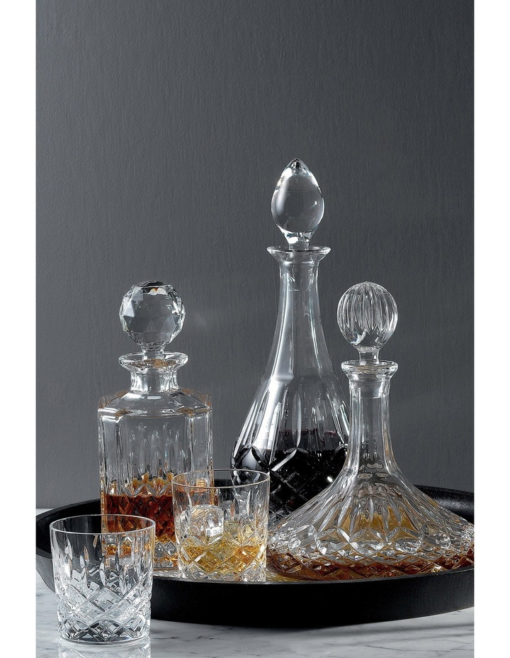 Highclere Square Spirit Decanter image 2