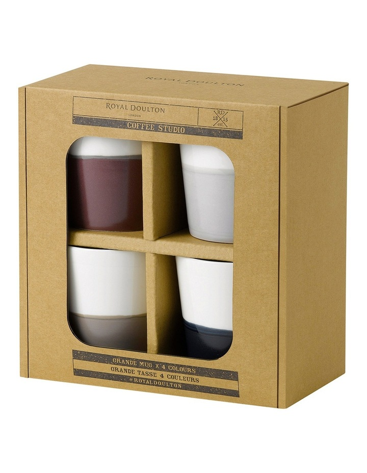 Coffee Studio Mug Grande 550ml (Set of 4) image 2