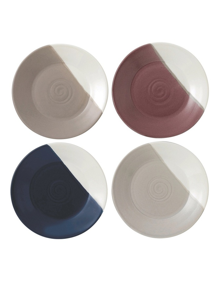 Coffee Studio Plate 16cm (Set of 4) image 1