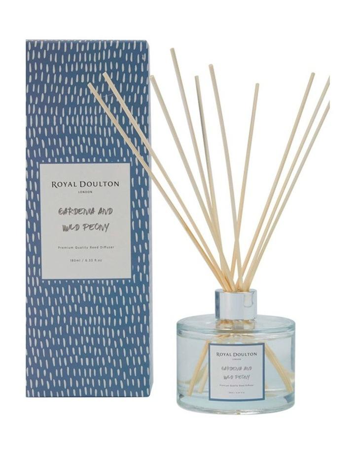 Artisan Aromatheraphy Gardenia & Wild Peony Reed Diffuser image 1