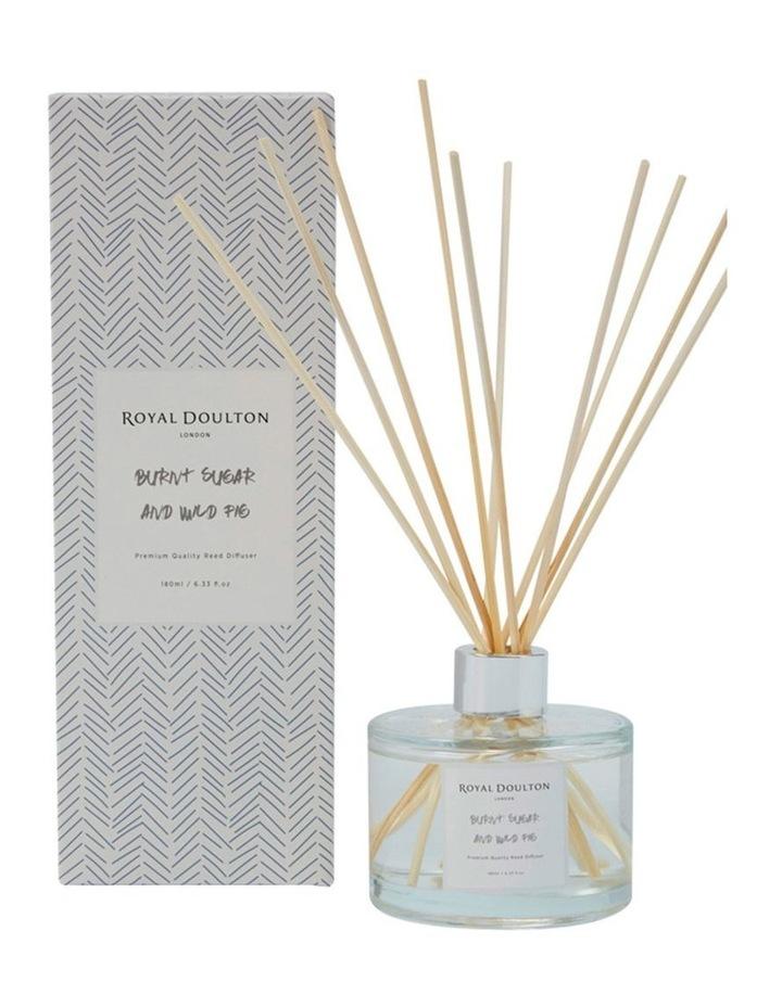 Artisan Aromatheraphy Burnt Sugar & Wild Fig Reed Diffuser image 1
