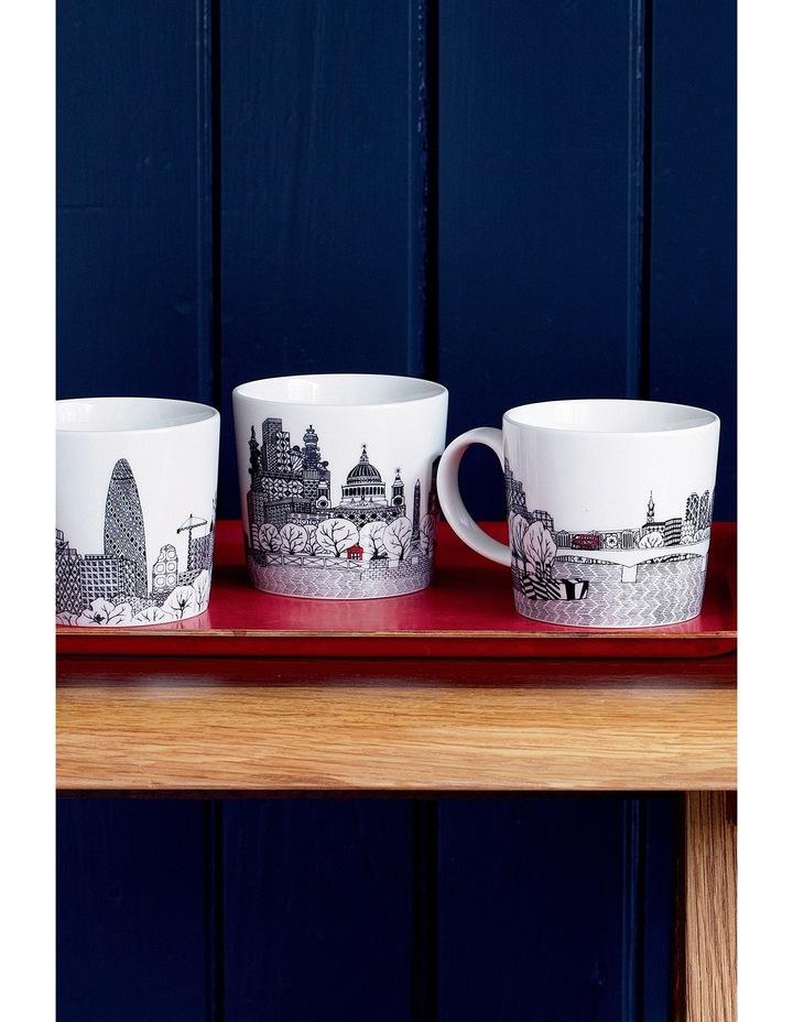 Charlene Mullen London Mug (Set of 4) image 2