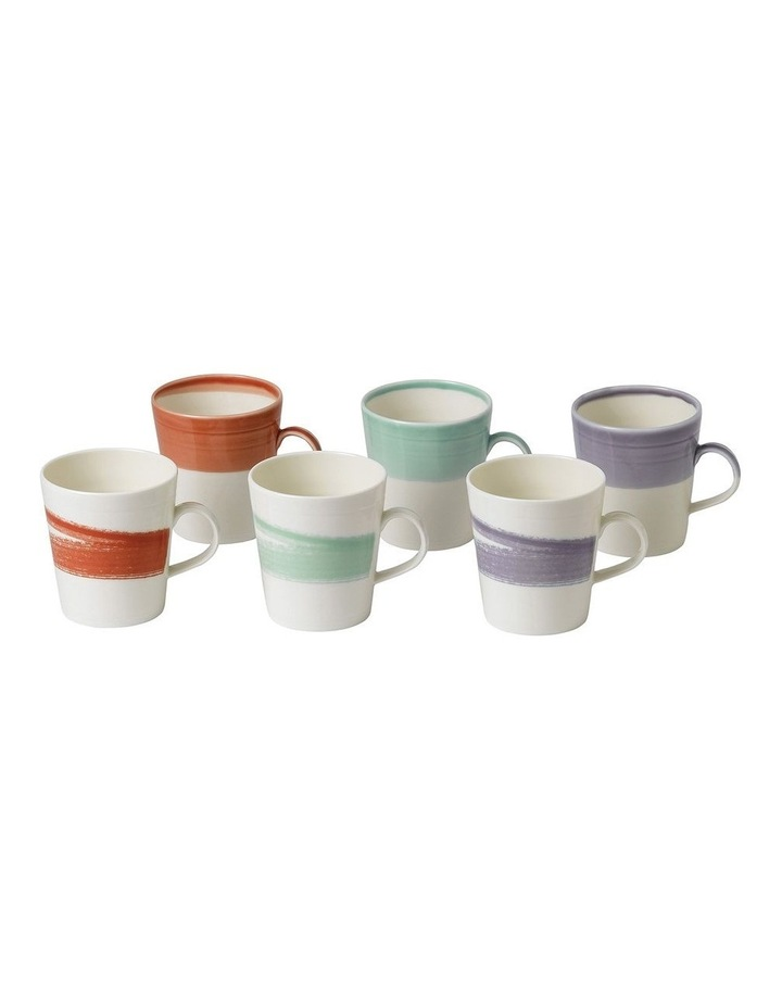 1815 BOLD Espresso Cup (90ml) and Saucer (Set of 6) image 1