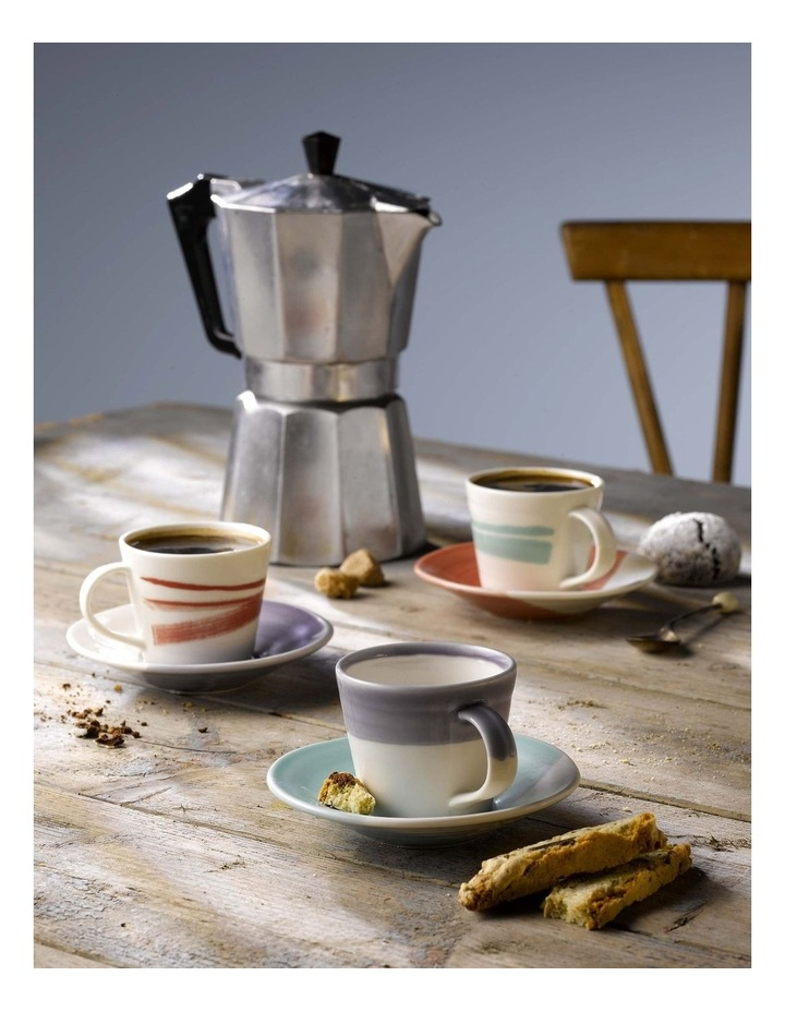 1815 BOLD Espresso Cup (90ml) and Saucer (Set of 6) image 2