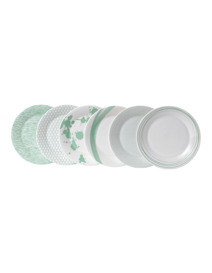 Pacific Mint Plate 23cm (Set of 6) image 1
