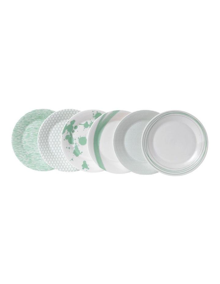 Pacific Mint Plate 16cm (Set of 6) image 1