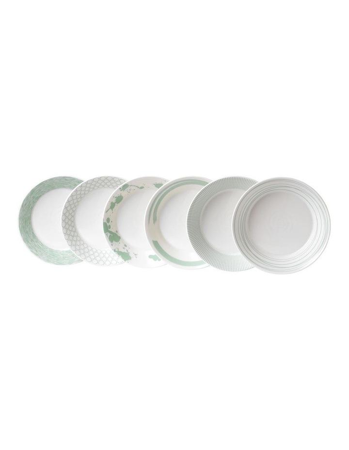 Pacific Mint Pasta Bowl (Set of 6) image 1
