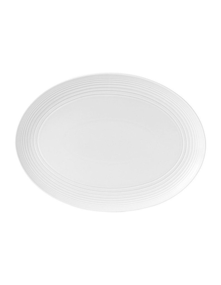 Gordon Ramsay Maze White Oval Platter image 1
