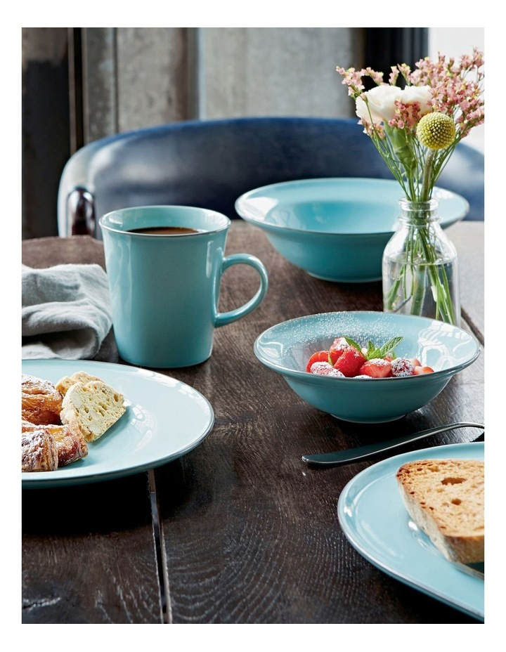 Gordon Ramsay Union Street Cafe 16pc Dining Set in Blue image 2