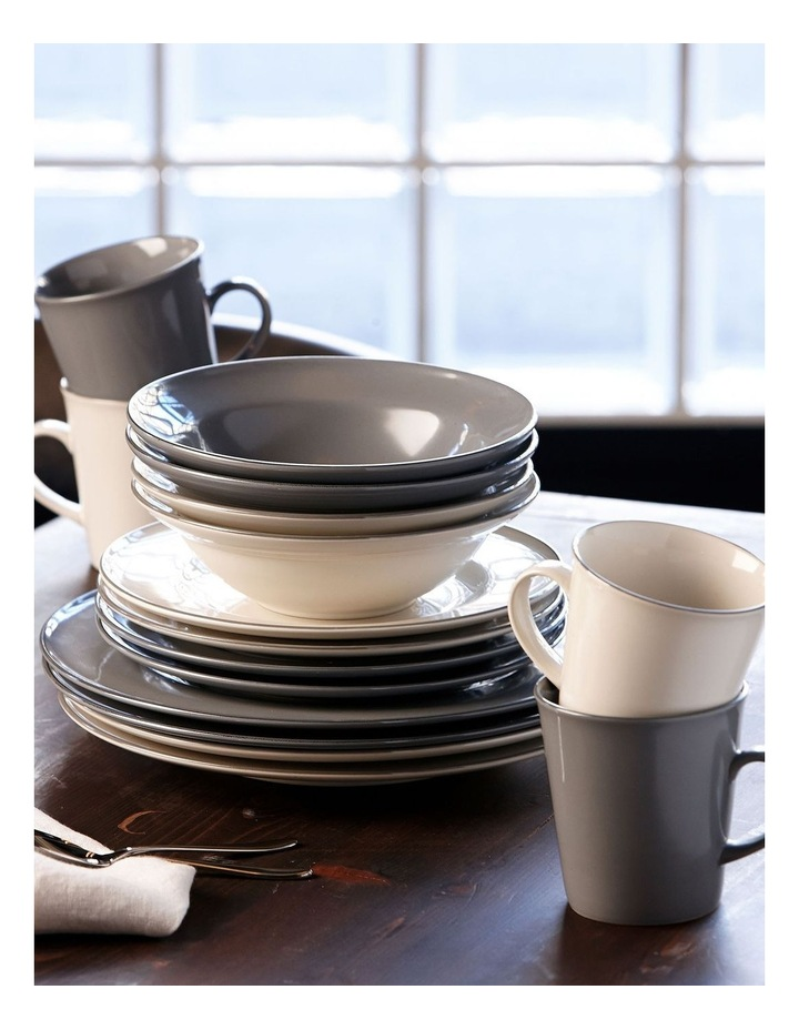 Gordon Ramsay Union Street Cafe Cereal Bowl 18cm Grey image 2
