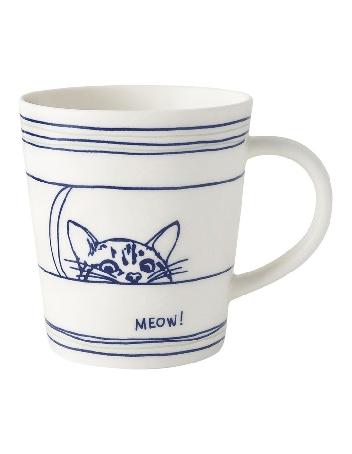 Ellen DeGeneres Cat Mug 450ml image 1