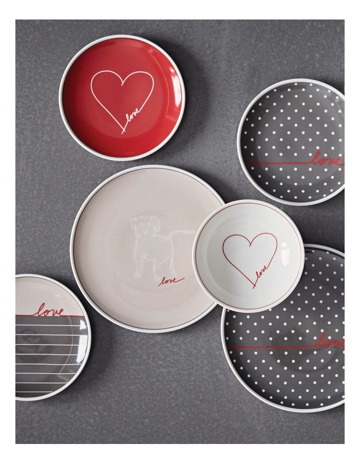 Ellen DeGeneres Signature Accents Plate 16cm (Set of 4) image 2