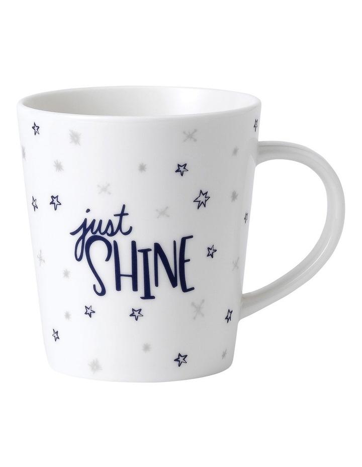 Ellen DeGeneres Just Shine Mug image 1