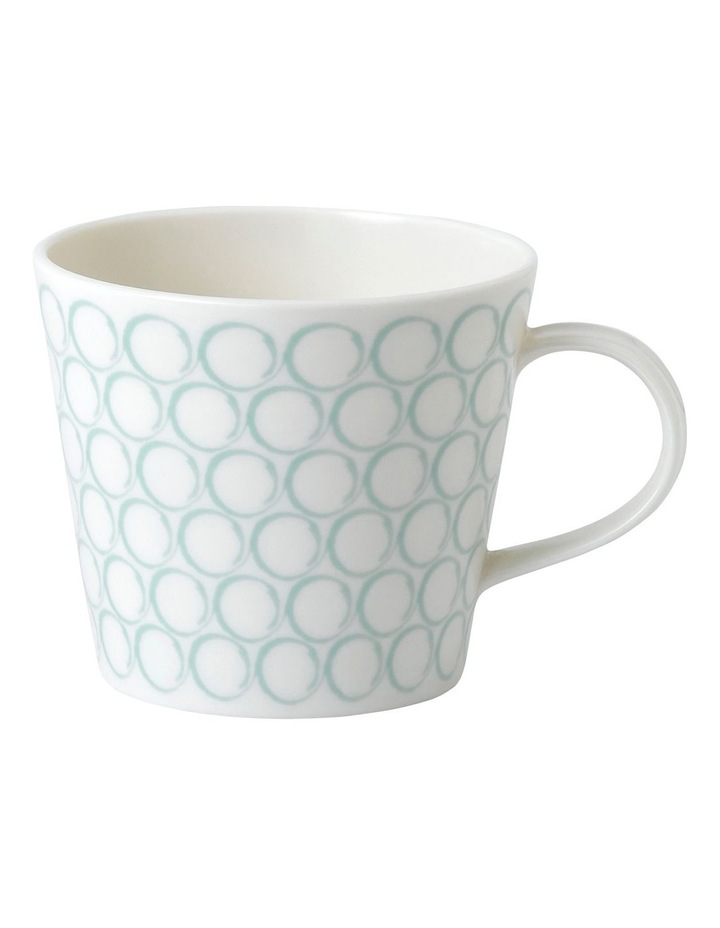 Pacific Mint Circle Mug 400ml image 1