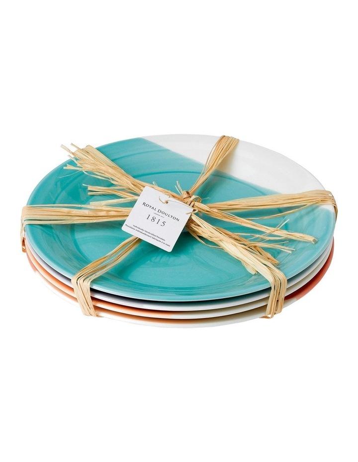 1815 Bright Dinner Plates 28.5cm Set 4 image 2