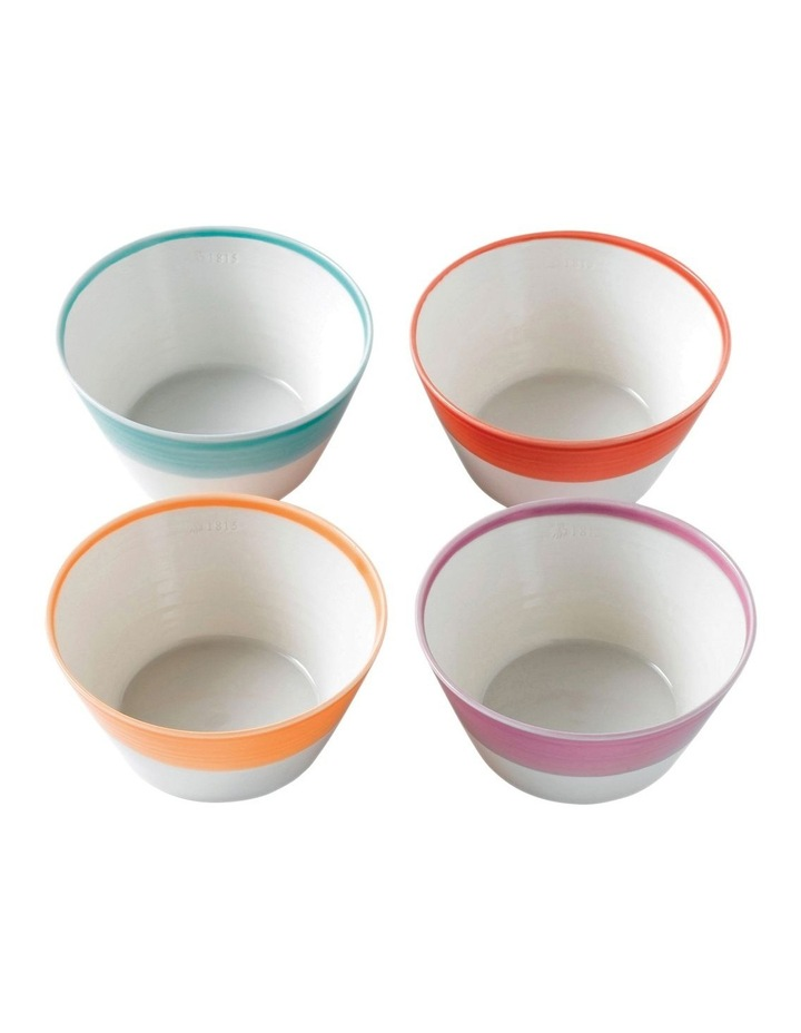 1815 Bright Cereal Bowls (Set of 4) image 1