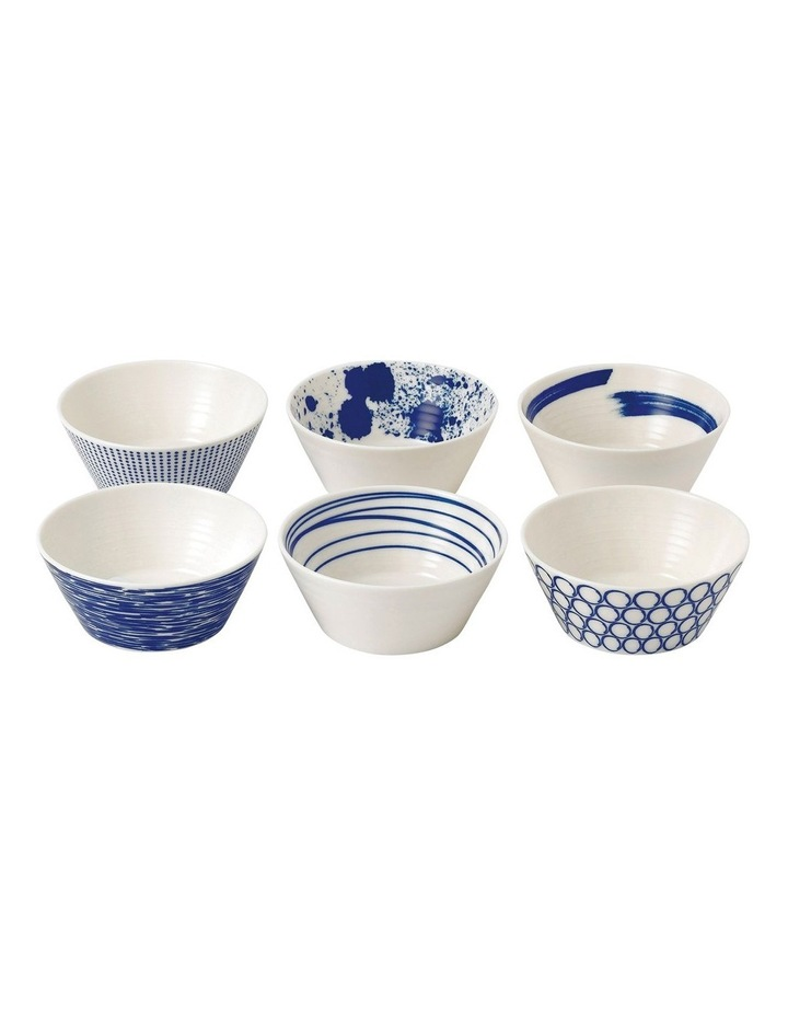 Pacific Mixed Bowls 11cm (Set of 6) image 1
