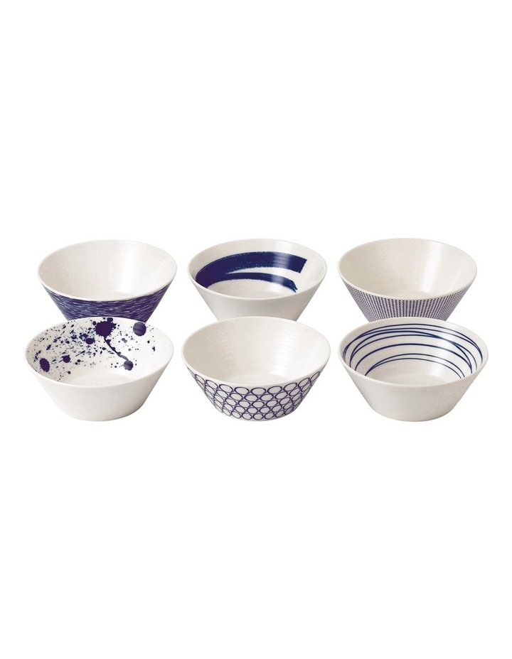 Pacific Mixed Bowls 16cm (Set of 6) image 1