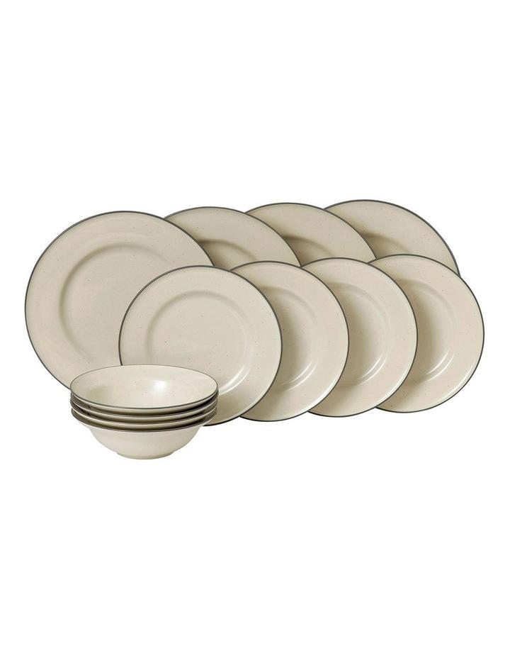 Gordon Ramsay Union Street Cafe 12pc Dining Set in Cream image 1