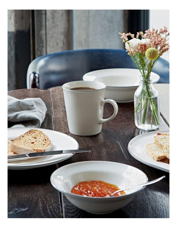 Gordon Ramsay Union Street Cafe 12pc Dining Set in Cream image 2