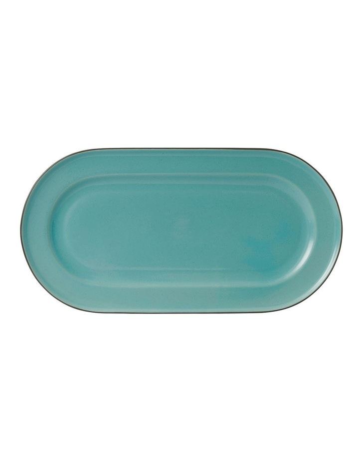Gordon Ramsay Union Street Cafe Blue Platter 39cm image 1
