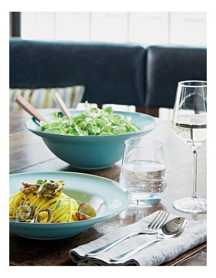 Gordon Ramsay Union Street Cafe Blue Serving Bowl 28cm image 2