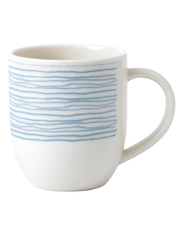 Ellen DeGeneres Polar Blue Dots Mug 430ml image 1