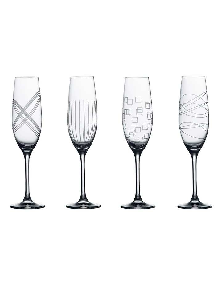 Party Sets Champagne Flute (Set of 4) image 1