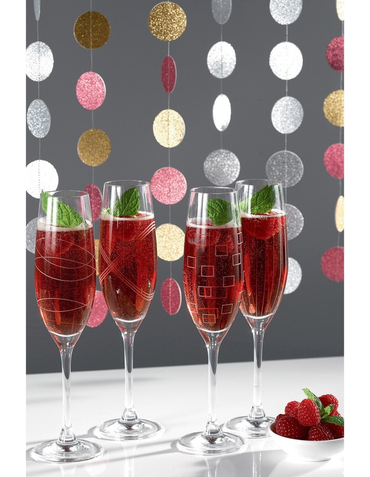 Party Sets Champagne Flute (Set of 4) image 2