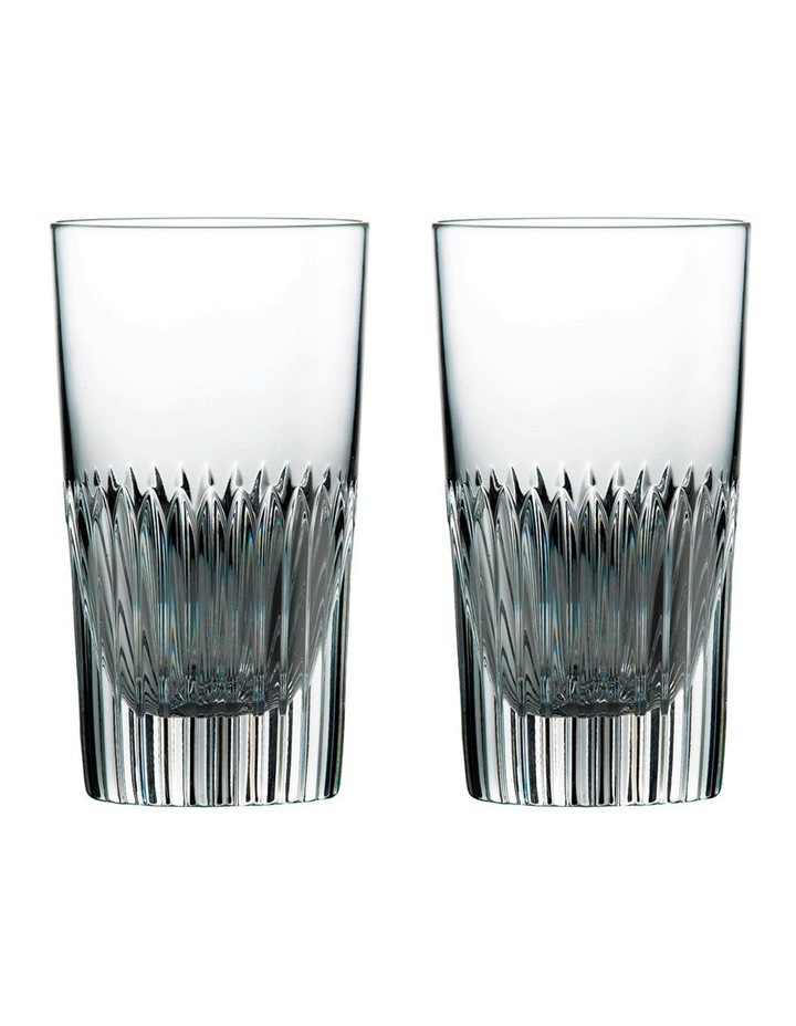 R&D Collection Calla Highball 275ml Pair image 1