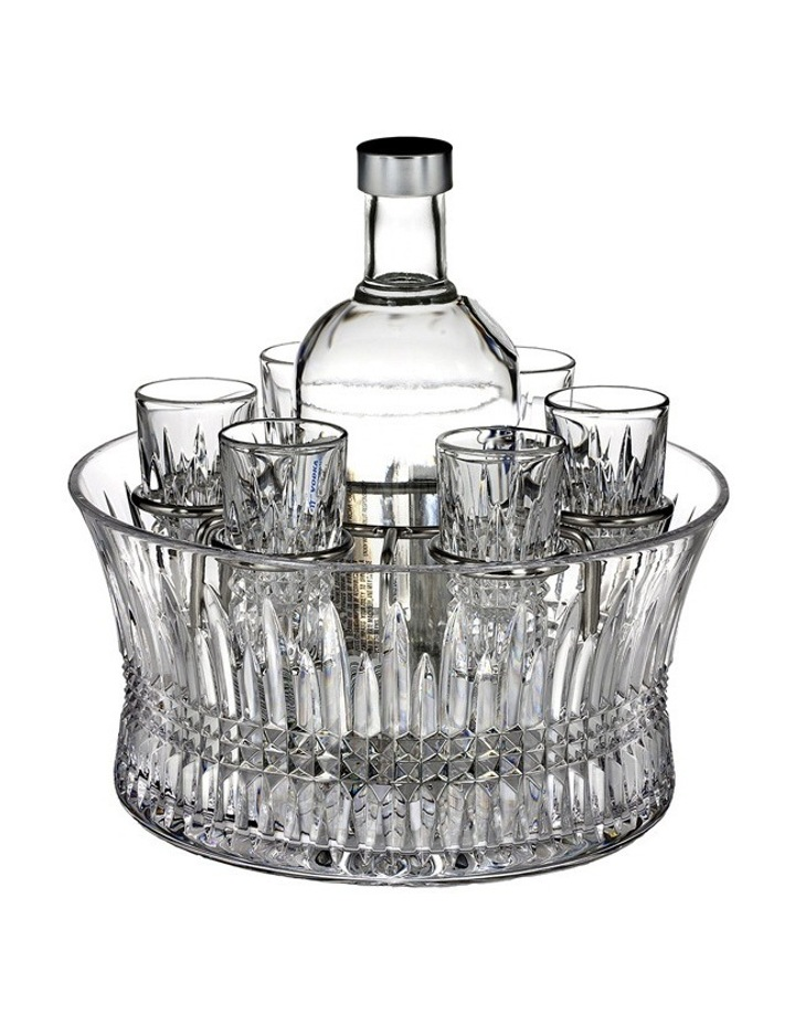 Lismore Diamond Vodka Set image 1