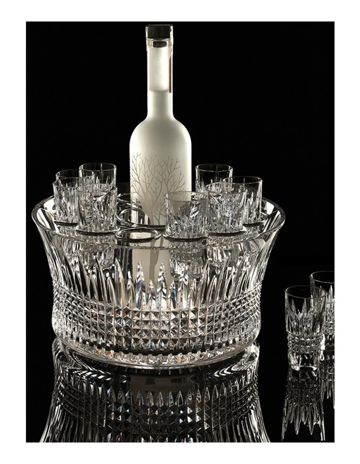 Lismore Diamond Vodka Set image 2