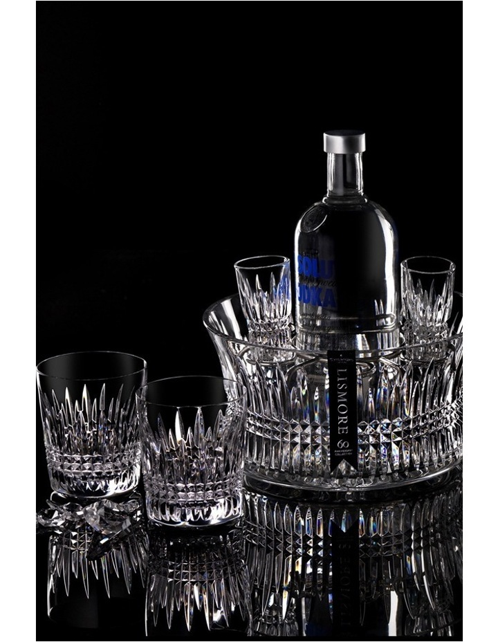 Lismore Diamond Vodka Set image 3