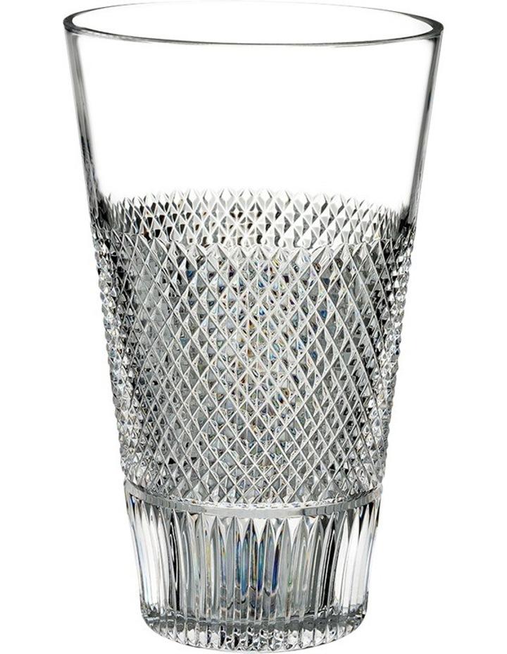 Diamond Line Vase 20cm image 1