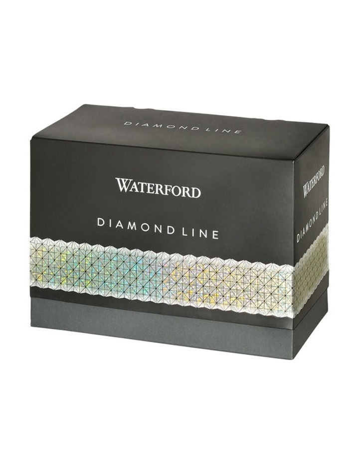 Diamond Line Vase 20cm image 3