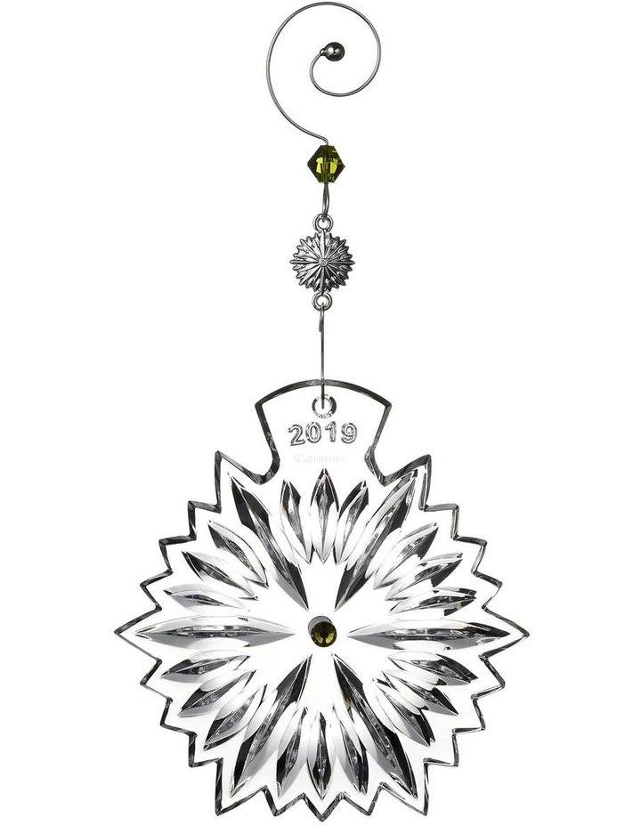Snowflake Wishes 2019 Ornament image 1