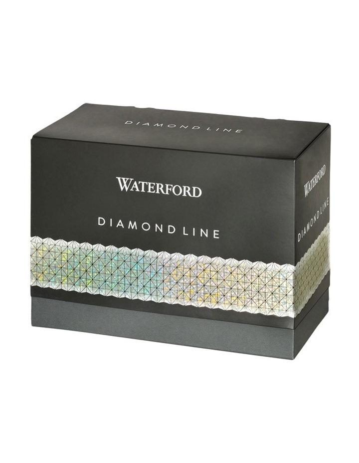 Diamond Line Martini Pair image 2