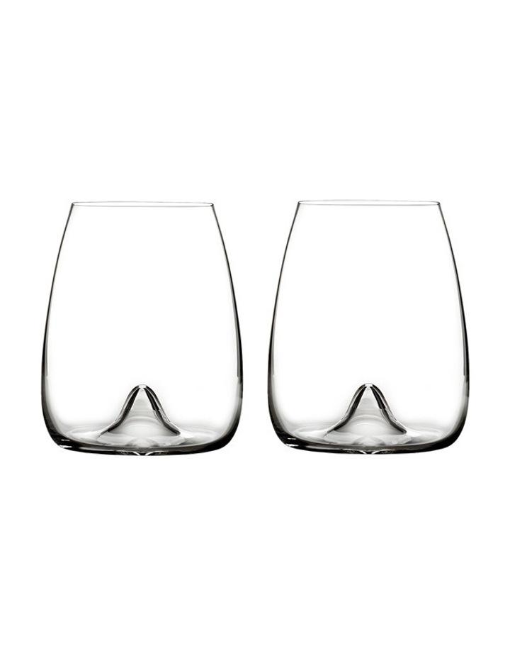Elegance Stemless Wine Pair image 1