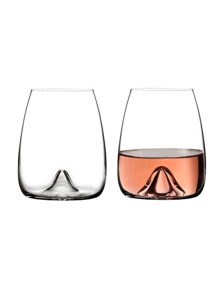 Elegance Stemless Wine Pair image 2