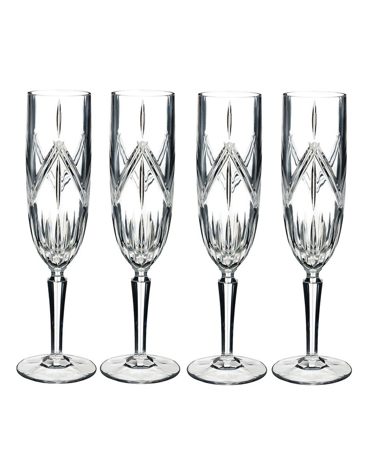 Lacey Flute (Set of 4) image 1