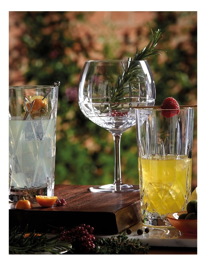 Gin Journeys Cluin Set of 2 Balloon Glass image 2