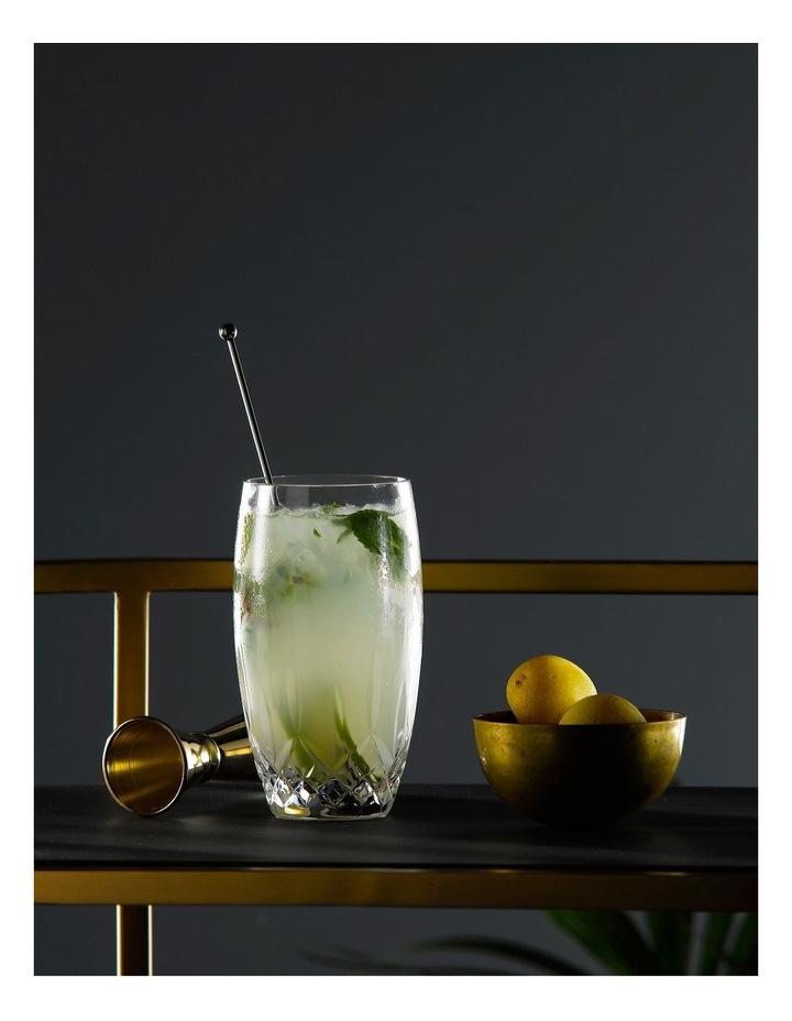 Lismore Classic Nouveau Drinking Glass Single image 2
