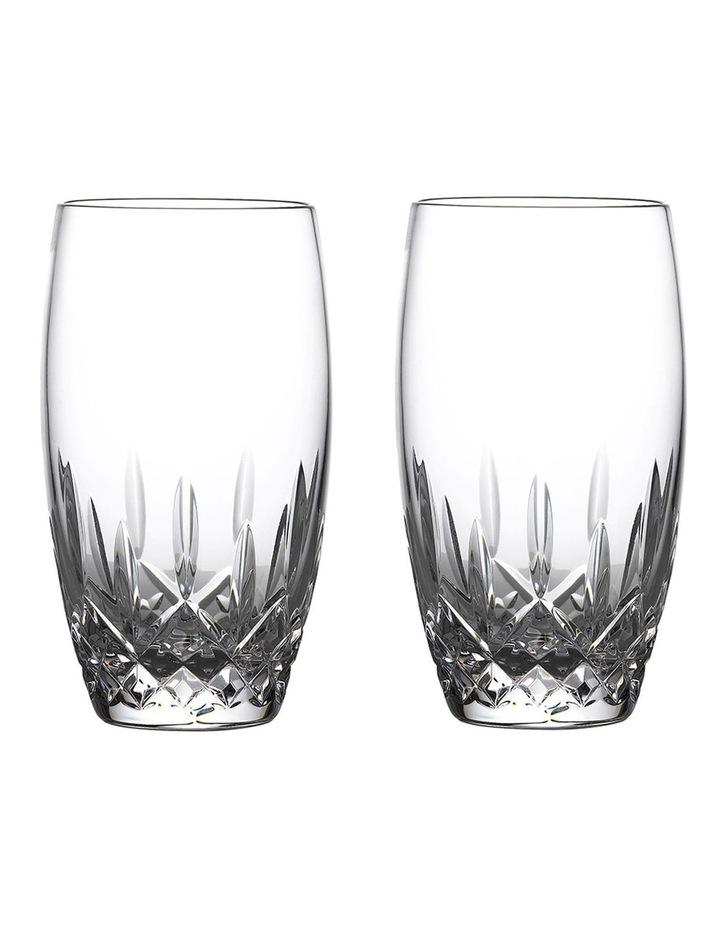 Lismore Classic Nouveau Drinking Glass Pair image 1