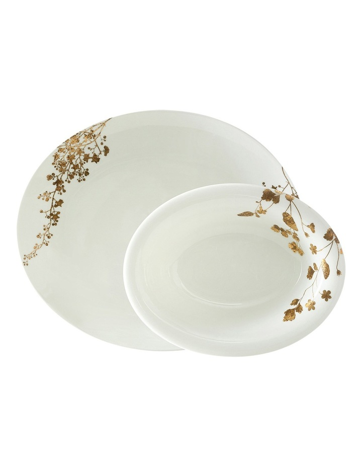 Vera Wang Jardin Serving Set image 1