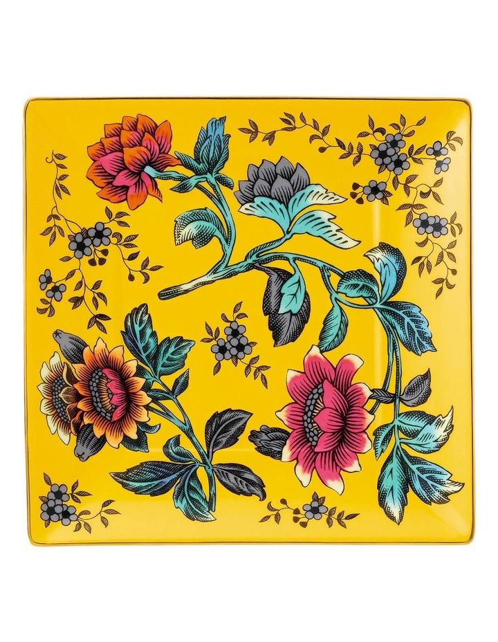 Wonderlust Yellow Tonquin Tray 14.5cm image 1